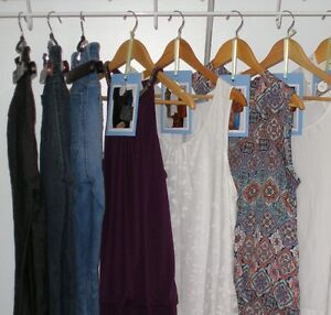Hanger Tags for Outfit Photos-Closet Organizer