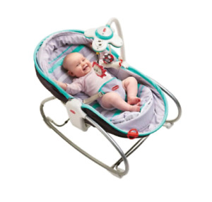 Tiny Love Rocker Swing Napper, vibrating. Like new.
