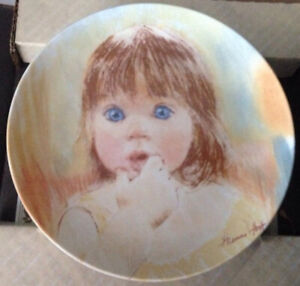 FASCINATION - COLLECTOR PLATE
