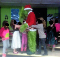 The Grinch - Story Telling Performance
