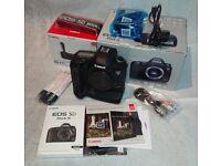 Canon 5D Mark 3 + BG-E11 Batery Grip
