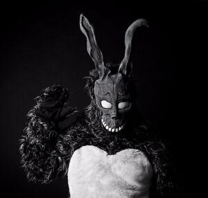 """Frank The Bunny"" Scary Halloween Costume"