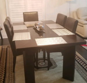 Dining table set $400 obo