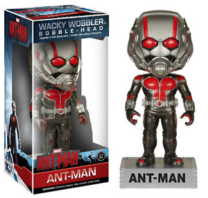 Marvel ANT-MAN Wacky Wobbler Bobble-Head by Funko (New)