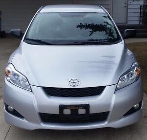 2010 Toyota Matrix Hatchback