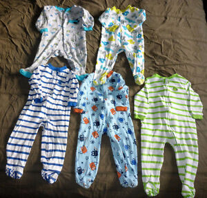 Baby Boy Clothes (size 12 months)- 27 items