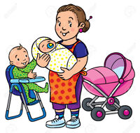 Experienced nanny available ( full time/ part time)