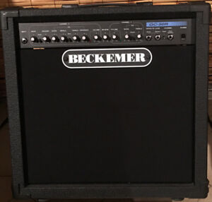 BECKEMER GC-50R GUITAR AMPLIFIER.