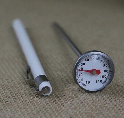 Thermomètre à four en acier inoxydable aiguille de la température de la viande I