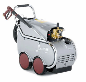 HOT WATER PRESSURE WASHER 230v