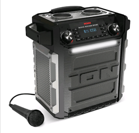 Large Outdoor Portable Bluetooth Speaker