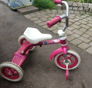 Barbie Tricycle