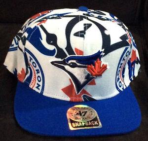 Toronto Bluejays Hats!! Brand New!!