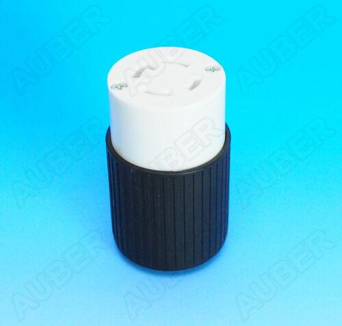 30A L14-30R 125/250V Twist Lock Electrical Female Plug Receptacle UL Listed