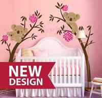 Baby custom nursery wall decor customized to  any size & wording