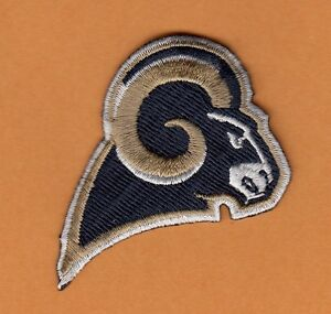 ST LOUIS RAMS LOS ANGELES SMALL 2 1/4