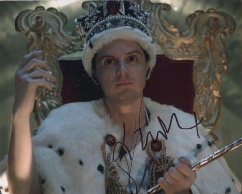 Andrew Scott Sherlock Autographed Signed 8x10 Photo COA #1