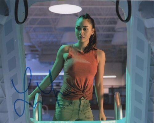 Lindsey Morgan The 100 Autographed Signed 8x10 Photo COA #1
