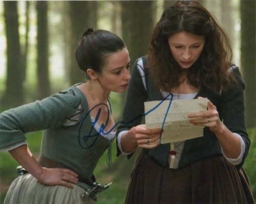 Laura Donnelly Outlander Autographed Signed 8x10 Photo COA #A15