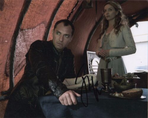 Jude Law King Arthur Autographed Signed 8x10 Photo COA #A6