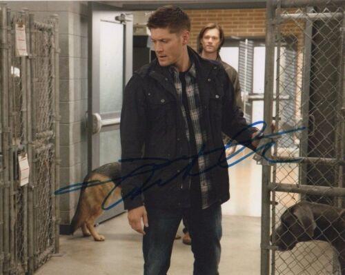 Jensen Ackles Supernatural Autographed Signed 8x10 Photo COA G9