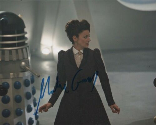 Michelle Gomez Doctor Who Autographed Signed 8x10 Photo COA #A10