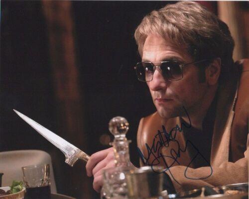 Matthew Rhys Americans Autographed Signed 8x10 Photo COA #J1