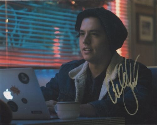 Cole Sprouse Riverdale Autographed Signed 8x10 Photo COA #0A9