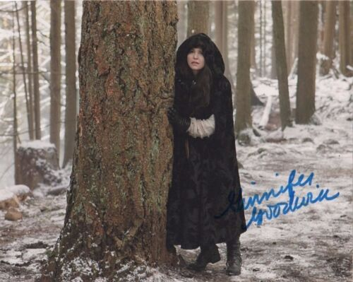 Ginnifer Goodwin Once Upon A Time Autographed Signed 8x10 Photo COA #J3
