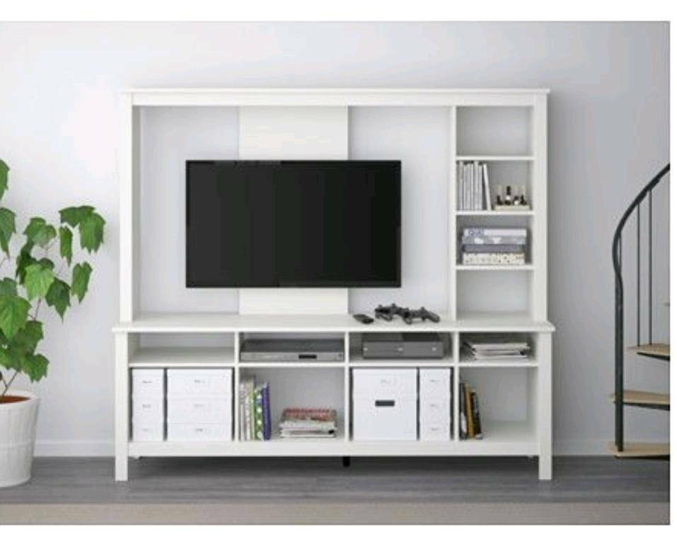 Lappland Ikea Tvmedia Storage Unit In County Antrim Gumtree
