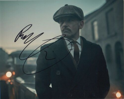 Paul Anderson Peaky Blinders Autographed Signed 8x10 Photo COA #E56