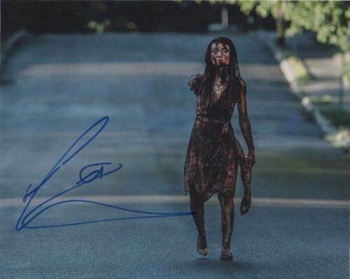 Emily Browning American Gods Autographed Signed 8x10 Photo COA #A3