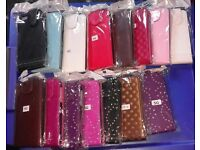 2000 PHONE CASES-MIXTURE OF SAMSUNG & IPHONE (FLIP WALLET CASES).. NEED TO BE GONE ASAP