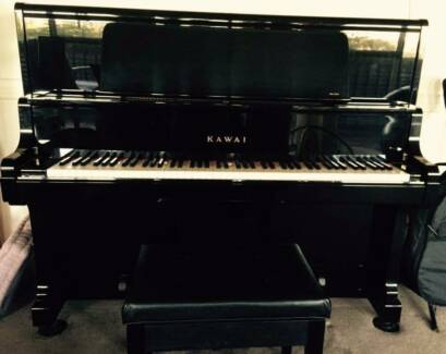 Kawai X05 Professional Upright Grand Piano - with stool. Shailer Park Logan Area Preview