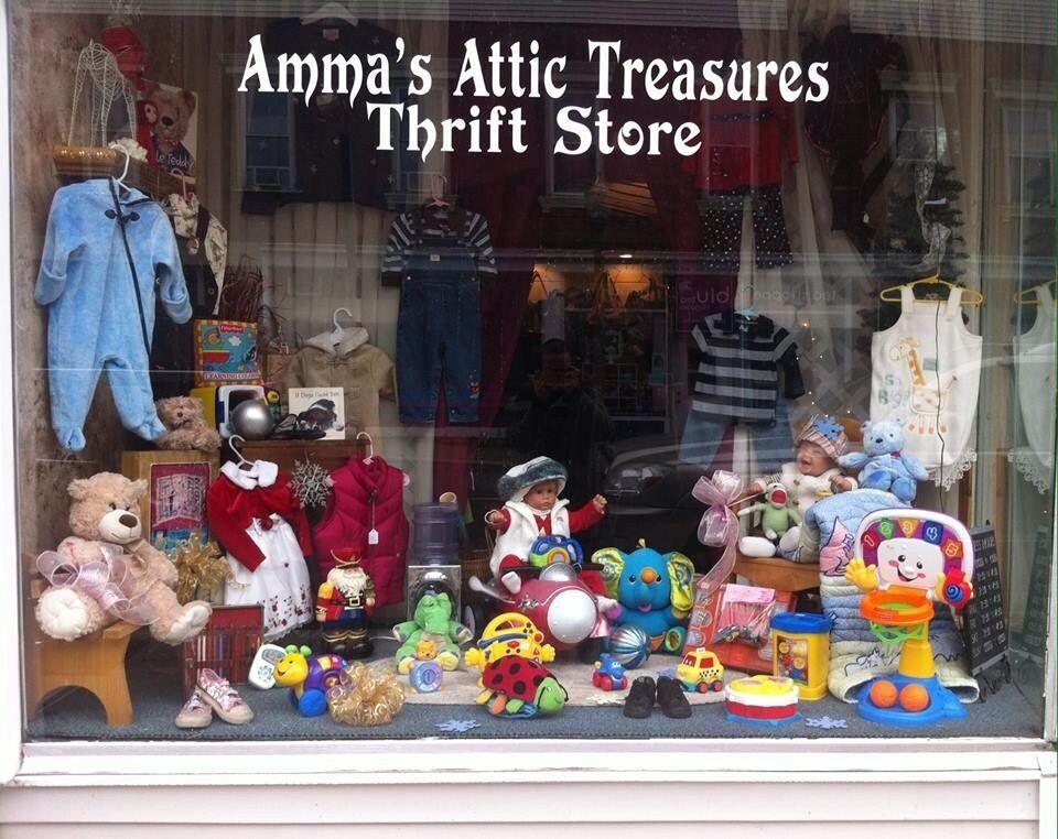 Amma's Attic Treasures