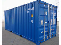 20ft Shipping Containers VAT FREE>>>>NEW