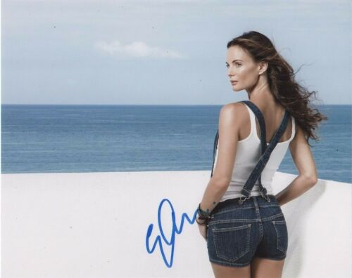 Gabrielle Anwar Once Upon A Time Autographed Signed 8x10 Photo COA #A5