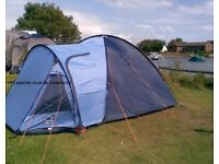 Great Condition! Apollo 500 Vango (Blue) Large 5 Man Tent