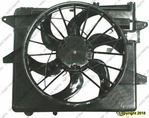 Cooling Fan Assembly Ford Mustang 2010-2012