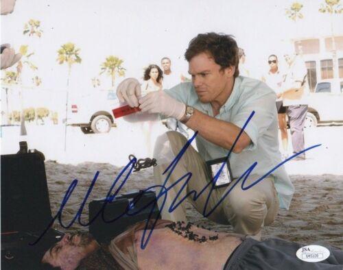 Michael C Hall Dexter Autographed Signed 8x10 Photo JSA COA