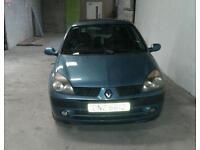 2002 Renault Clio Extreme dci