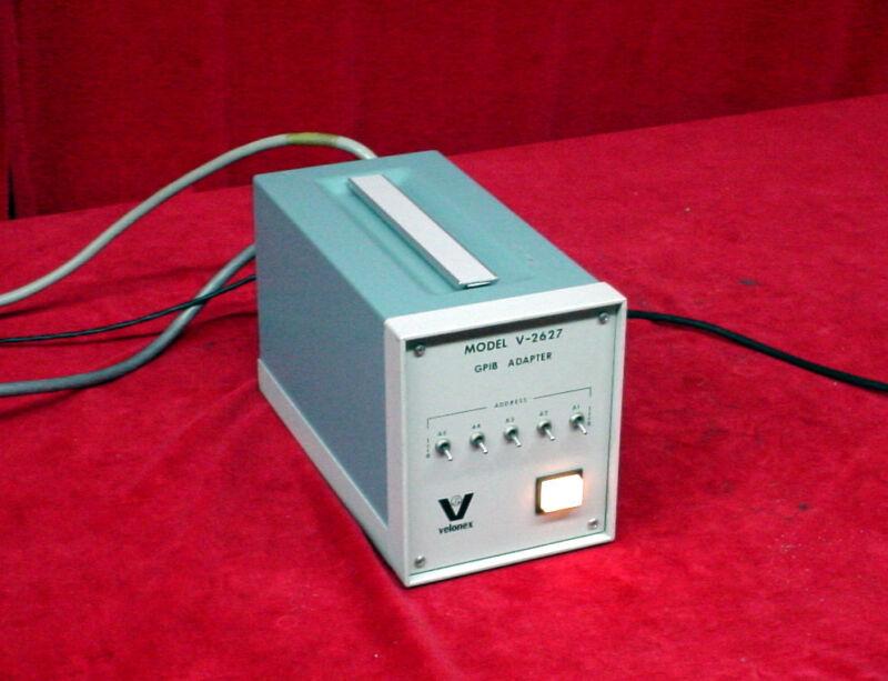 Velonex V-2627 GPIB Internal/External Adapter