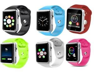 A1 Smart Watches BNIB 8 Colours Available