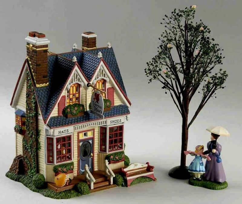 Department 56 - New England Village - Verna Mae