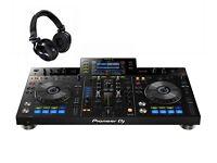 Pioneer XDJ-RX Rekordbox DJ System & Pioneer HDJ-1500 Headphones