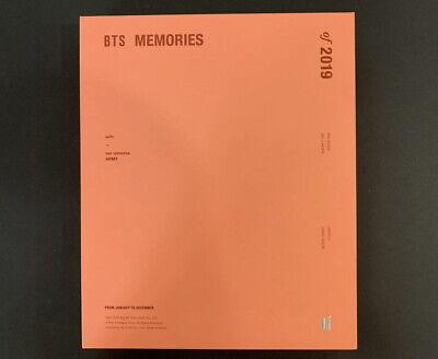 BTS-Memories Of 2019 DVD