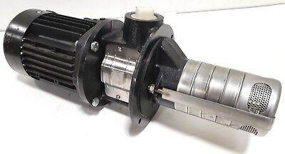 Grundfos Spk2-33 Immersion Multi-stage Stack Coolant Pump 208v 400v-460v 11gpm