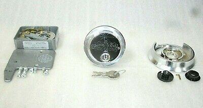 Sg Combo Safe Lock 6741-liberty-satin Chrome Finish-locksmith