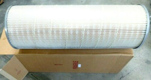 """14"""" Outside Dia. x 39"""" Tall MERV 15 Dust Collector Cartridge Filter"""