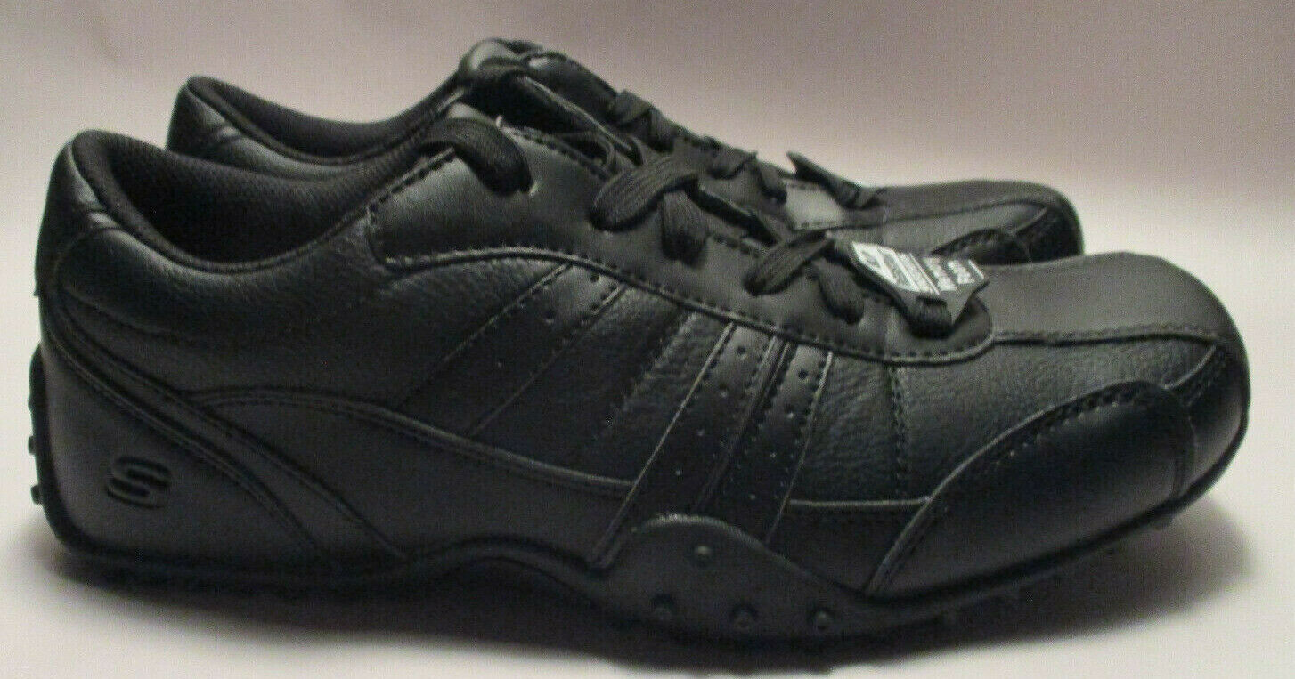 Skechers Work Men's Elston Relaxed Fit Memory Foam Slip Resi